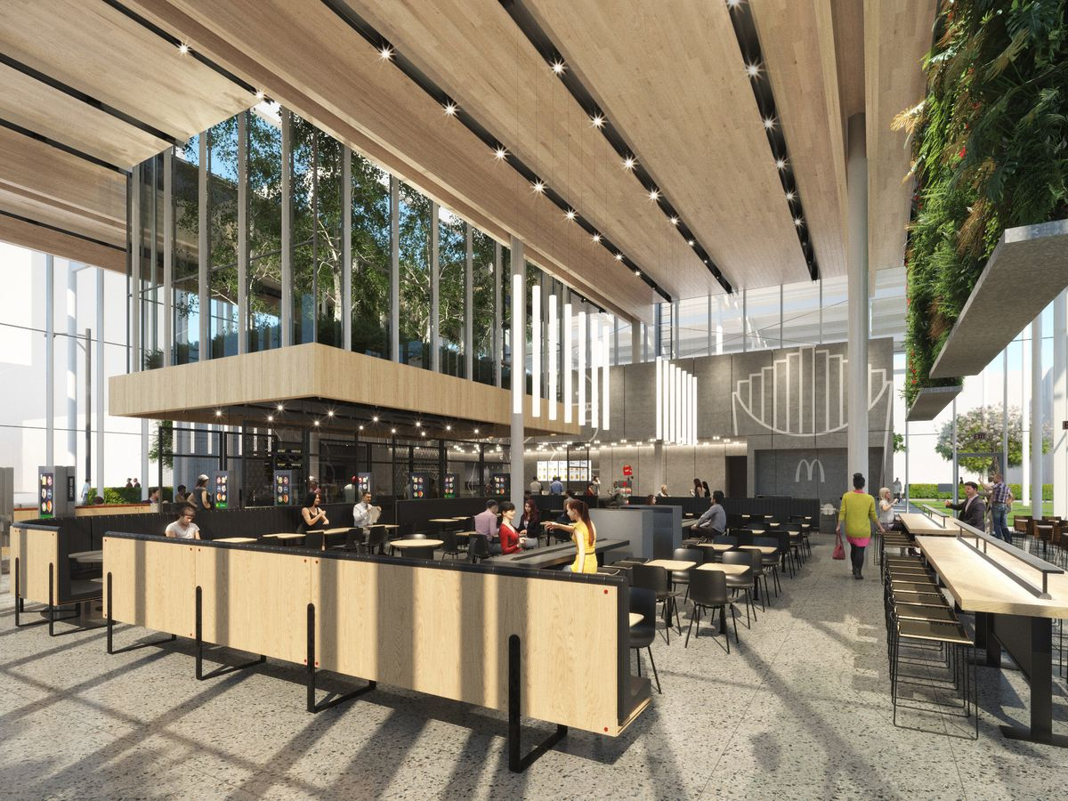 Rock 'n roll mcdonald s new look revealed curbed chicago