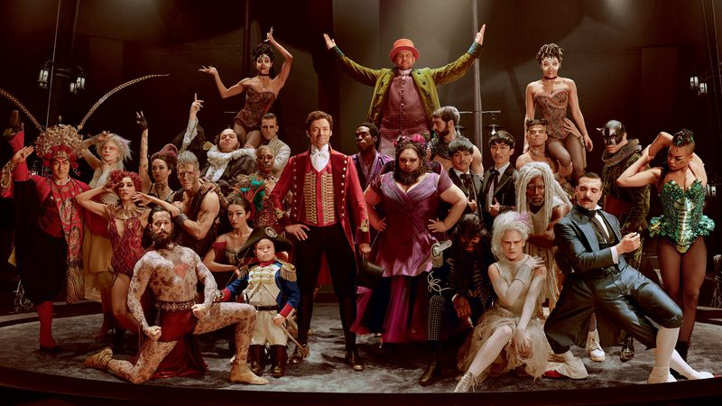 The Greatest Showman Review Flashy Splashy And Fake
