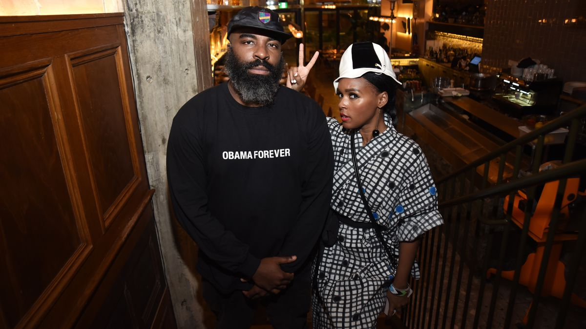 Alexander Jacques and Janelle Monae