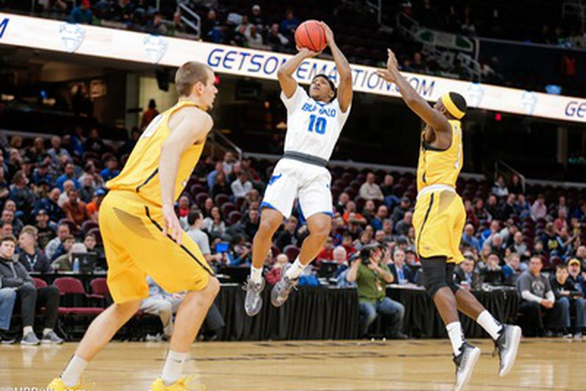 Buffalo Bulls Men's Basketball NCAA Tournament Game ...