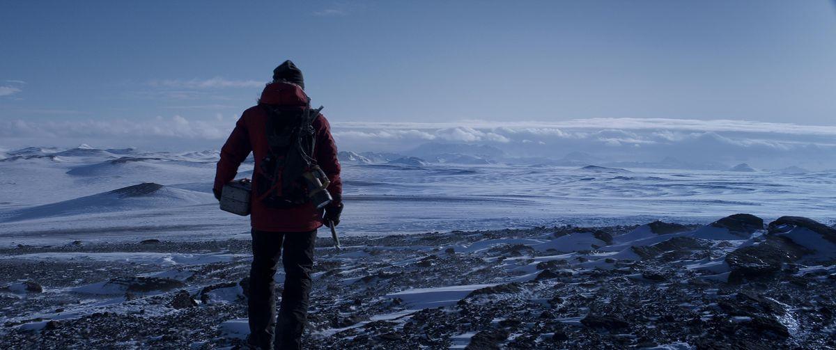 Mads Mikkelsen and the unforgiving landscape in Arctic