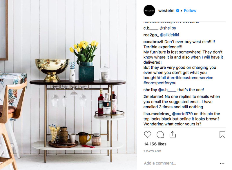 Screen_Shot_2018_10_11_at_11.26.45_AM West Elm won over millennials. But now it's really pissing them off.