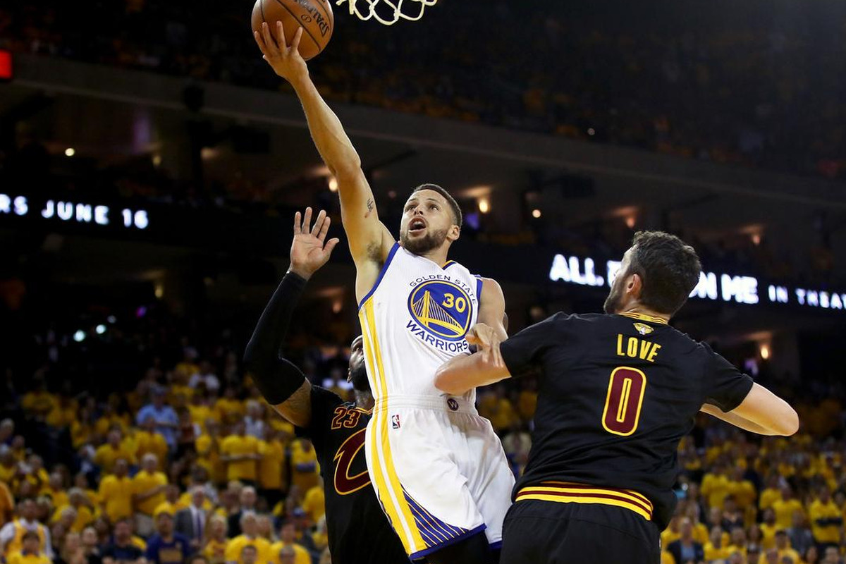 b229d1e82a0c The Warriors Are Proving LeBron Isn t the Only Human Cheat Code in These  Finals