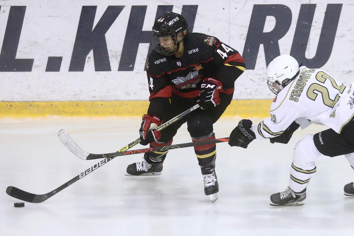 WHL play-off semifinal: KRS Vanke Rays Shenzhen 6 - 2 Tornado Moscow Region