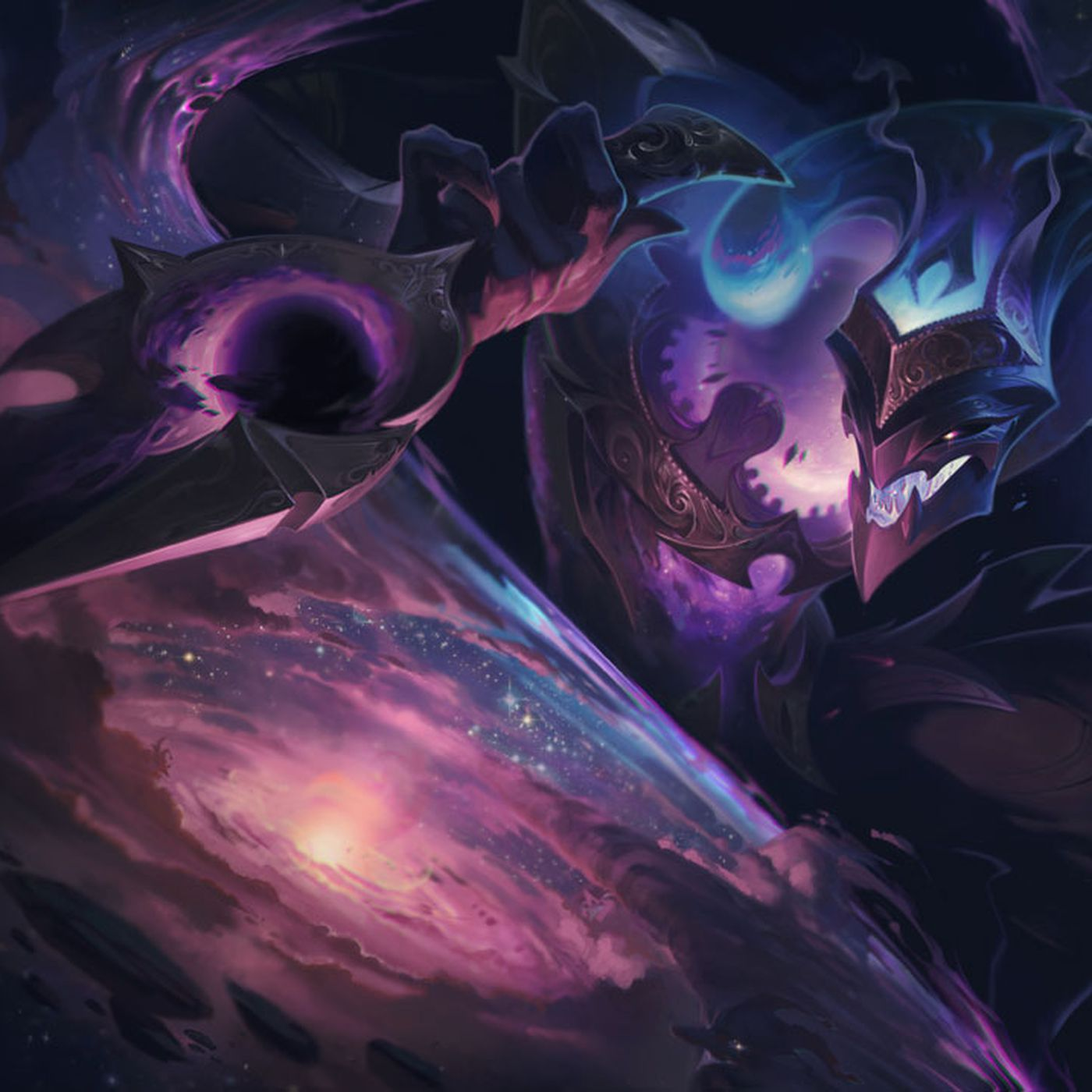 Dark Star skins: Shaco, Karma, and Jhin arrive from space