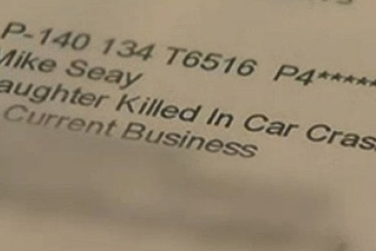 "<a href=""http://www.news.com.au/lifestyle/parenting/grieving-father-mike-seay-receives-shocking-dead-daughter-letter/story-fnet085v-1226805100842"">via </a>News.com.au"