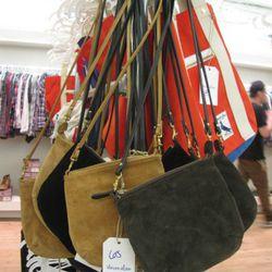Steven Alan's ladylike crossbody bags, $65