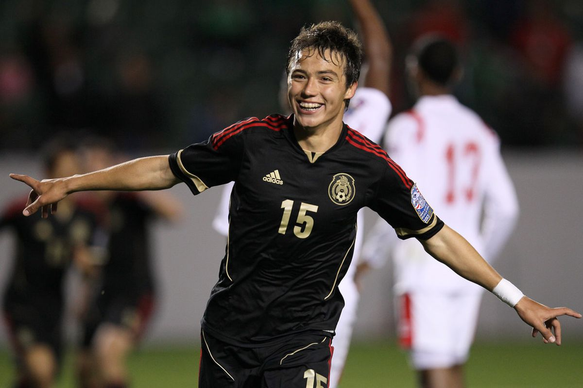 The door is open for Mexico glory, if Cubo can take advantage.