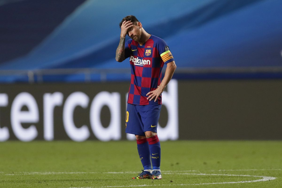 Leo Messi to Arsenal transfer rumor is not a thing - The Short Fuse
