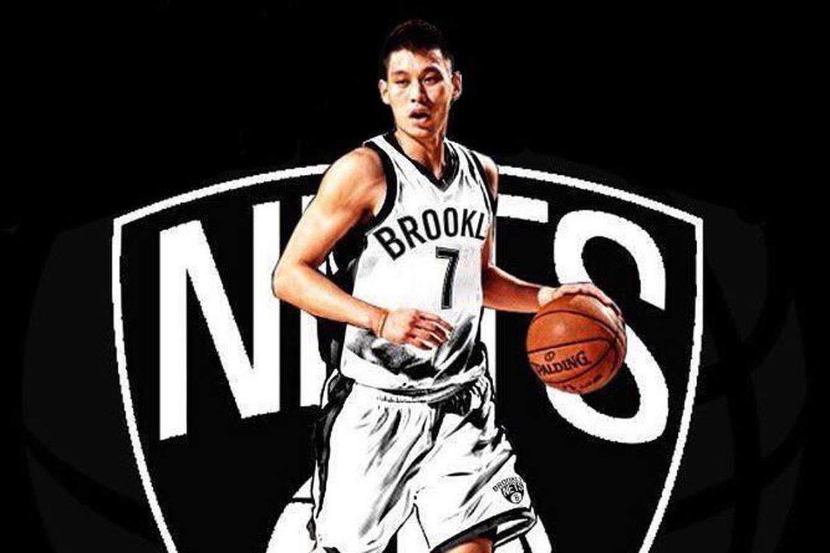 156fd9254 BROOK-LINSANITY! JEREMY LIN ANNOUNCES HE S JOINING THE BROOKLYN NETS ...