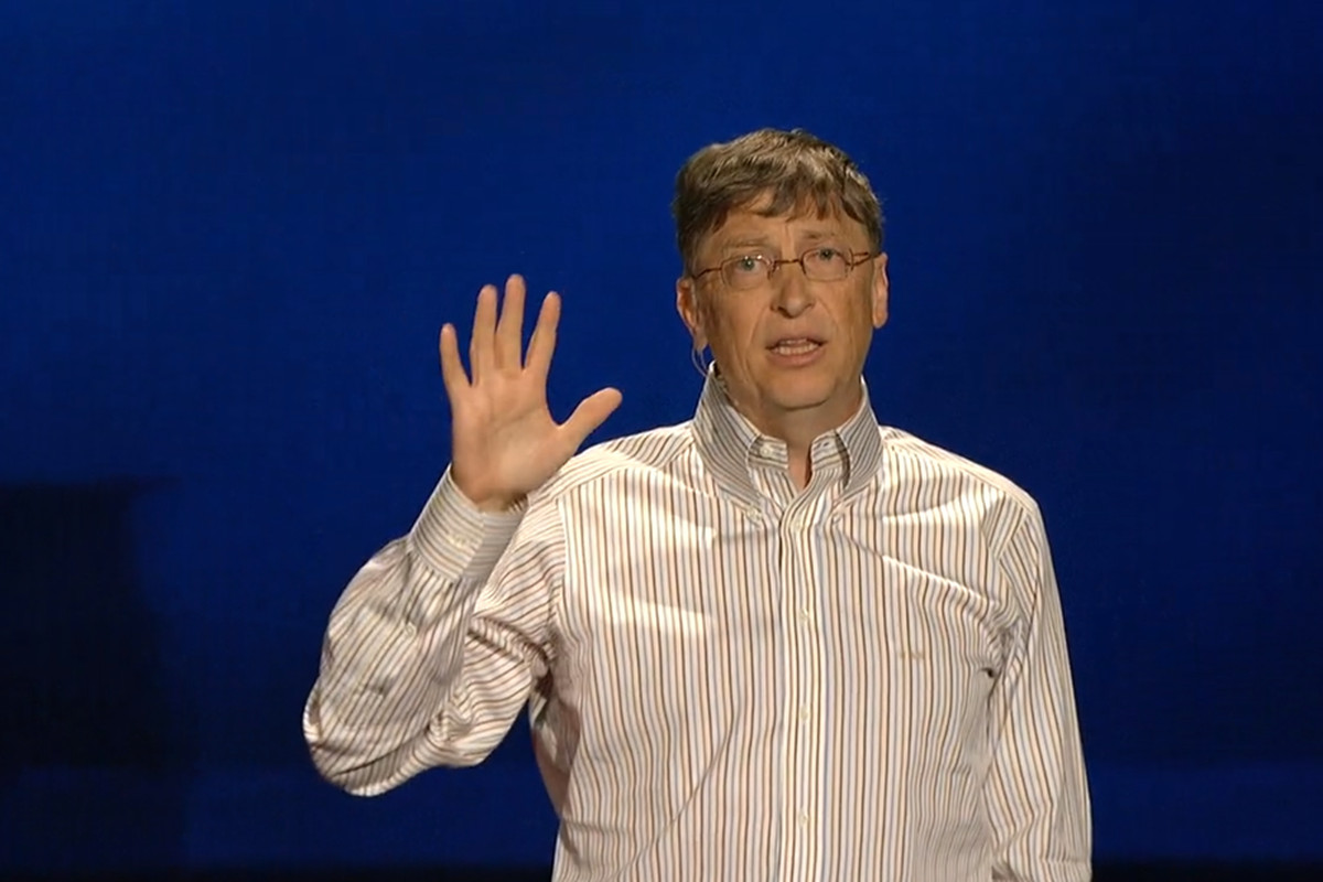 Bill Gates to speak on education in first made-for-TV TED