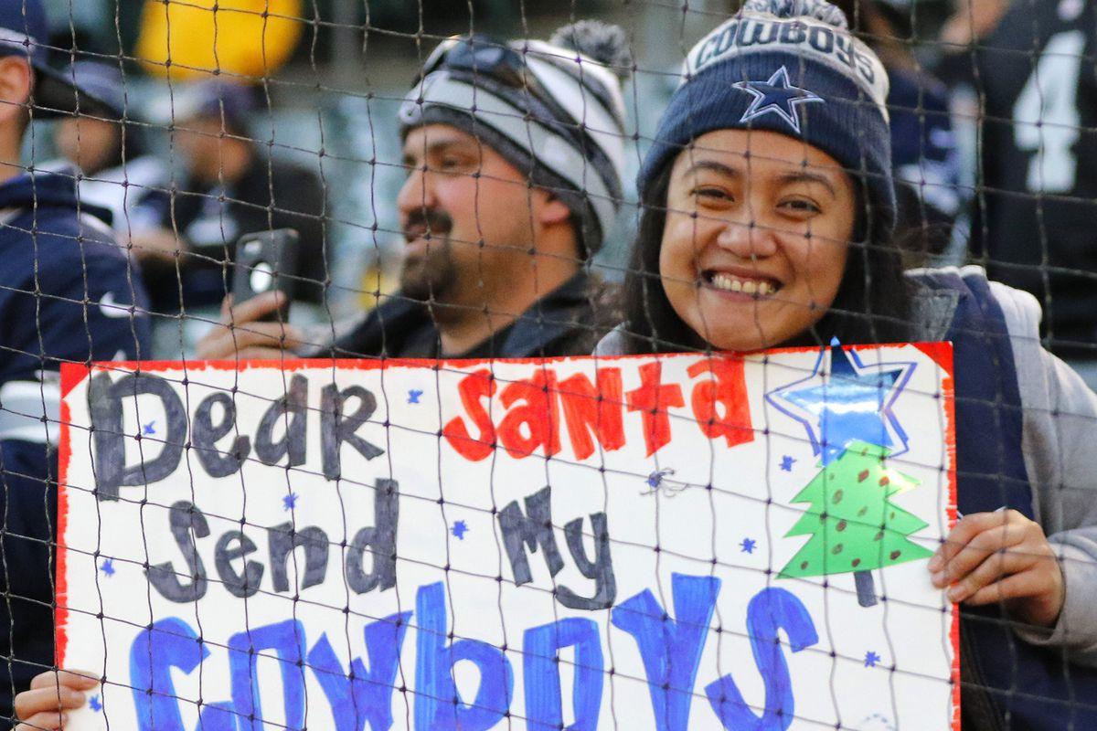 Dallas Cowboys vs. Oakland Raiders