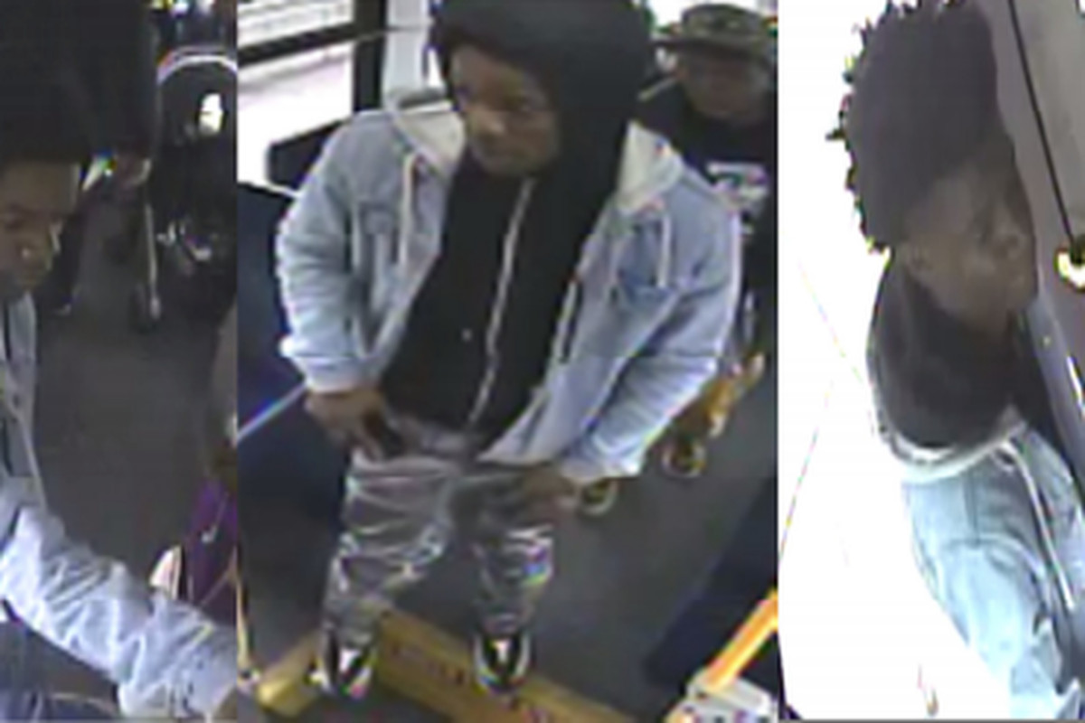 Police are searching for a man who they believe shot up a CTA bus