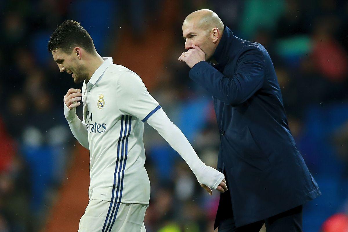 Real Madrid CF v Real Sociedad de Futbol - La Liga