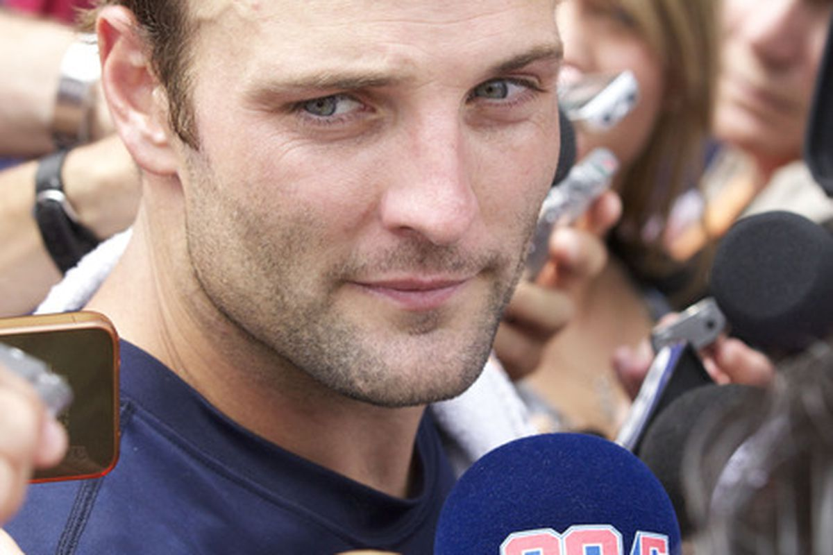 Is Wes Welker one of the Patriots' most polarizing players?