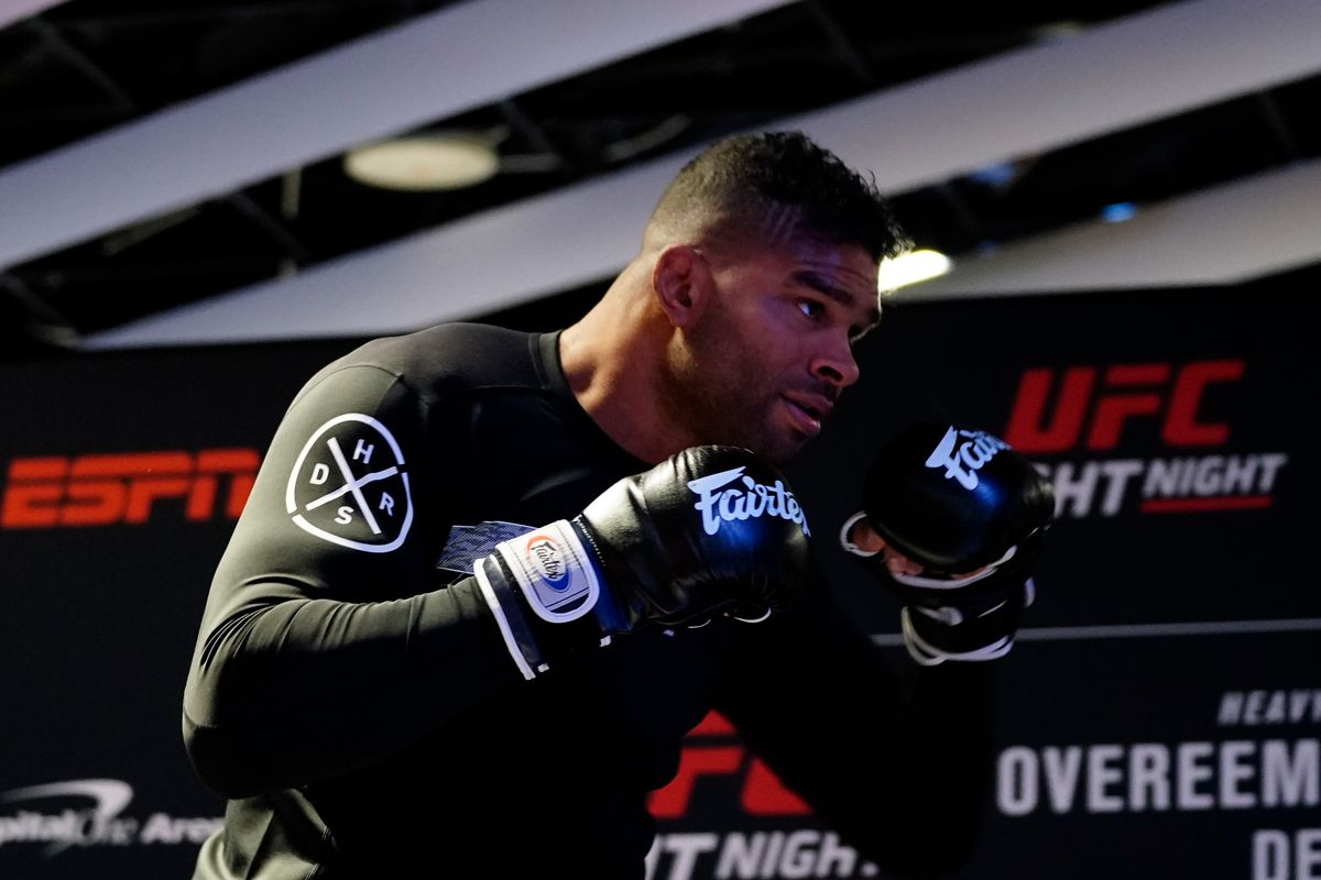 Ufc Dc Predictions Breaking Down Overeem Vs Rozenstruik