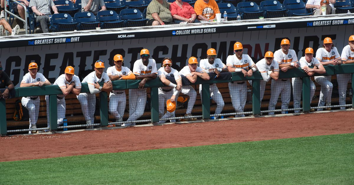 College World Series — Tennessee vs. Texas: How to watch and Game Thread