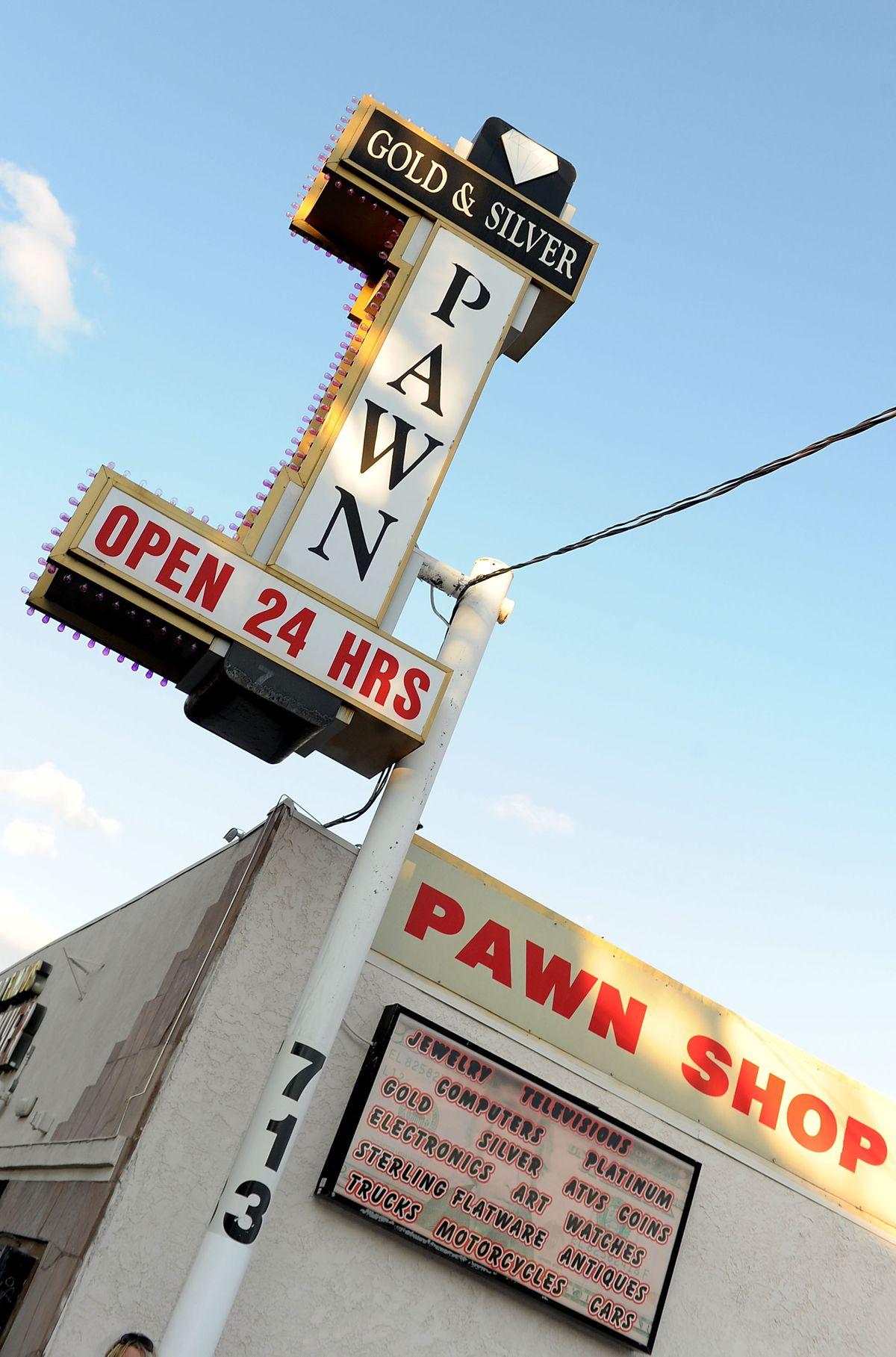 Las Vegas Pawn Shops