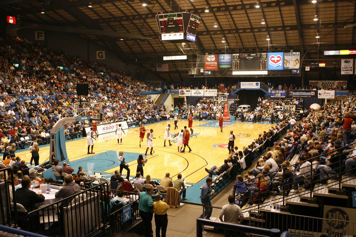 The Sioux Falls Skyforce will not be leaving their fans anytime soon