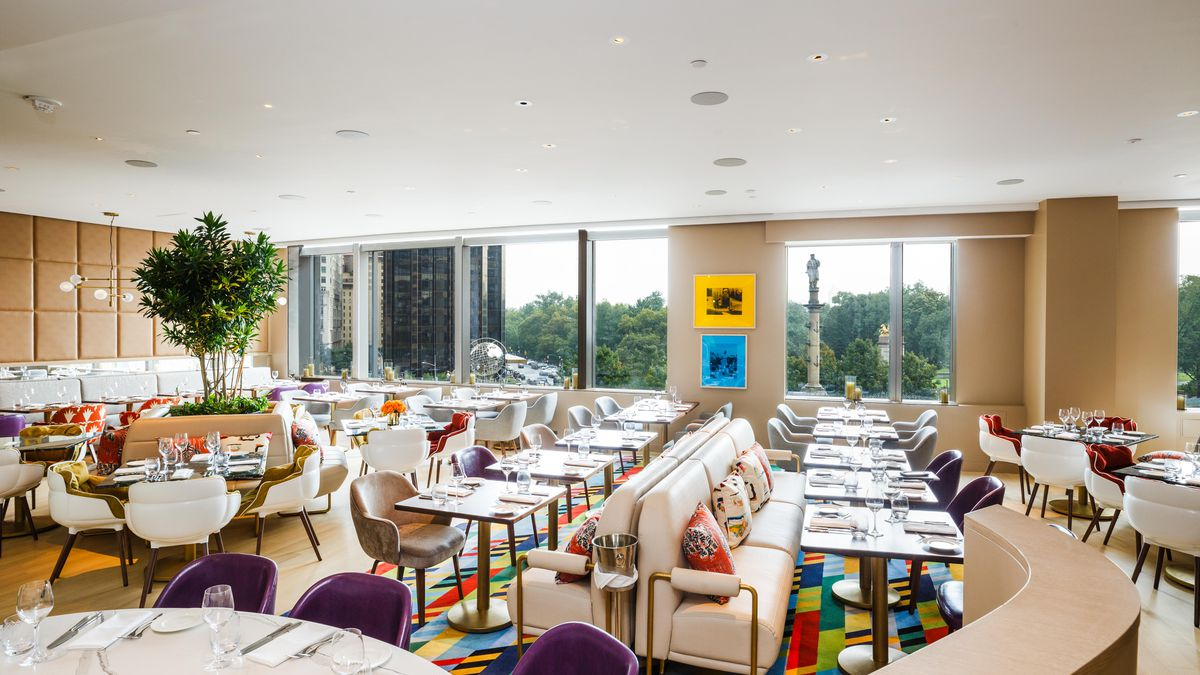 Revered British Restaurant Group D Brings The Por London To S At Columbus Circle On Sept 17