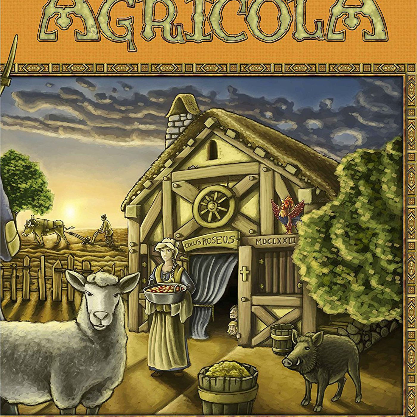 Best game for people who miss Harvest Moon: Agricola - Vox