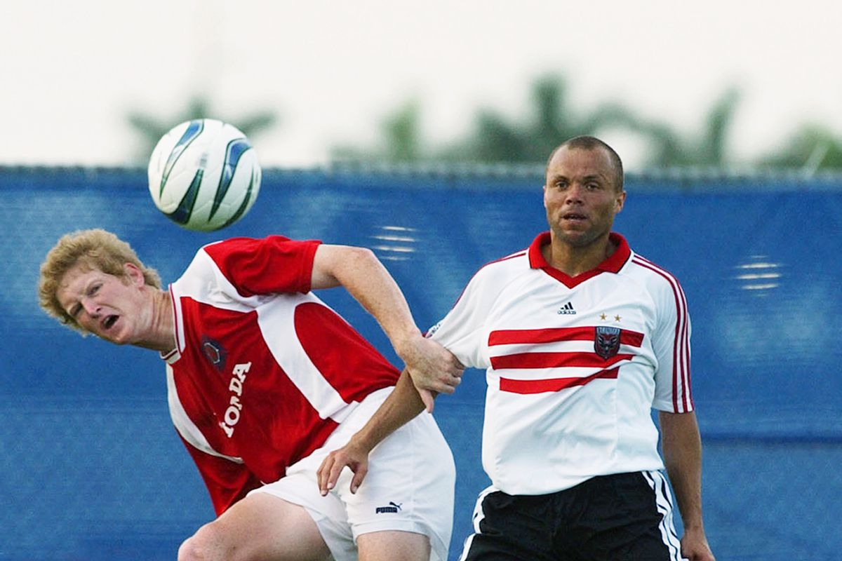 This is not what Jim Curtin and Earnie Stewart are doing at the MLS Combine
