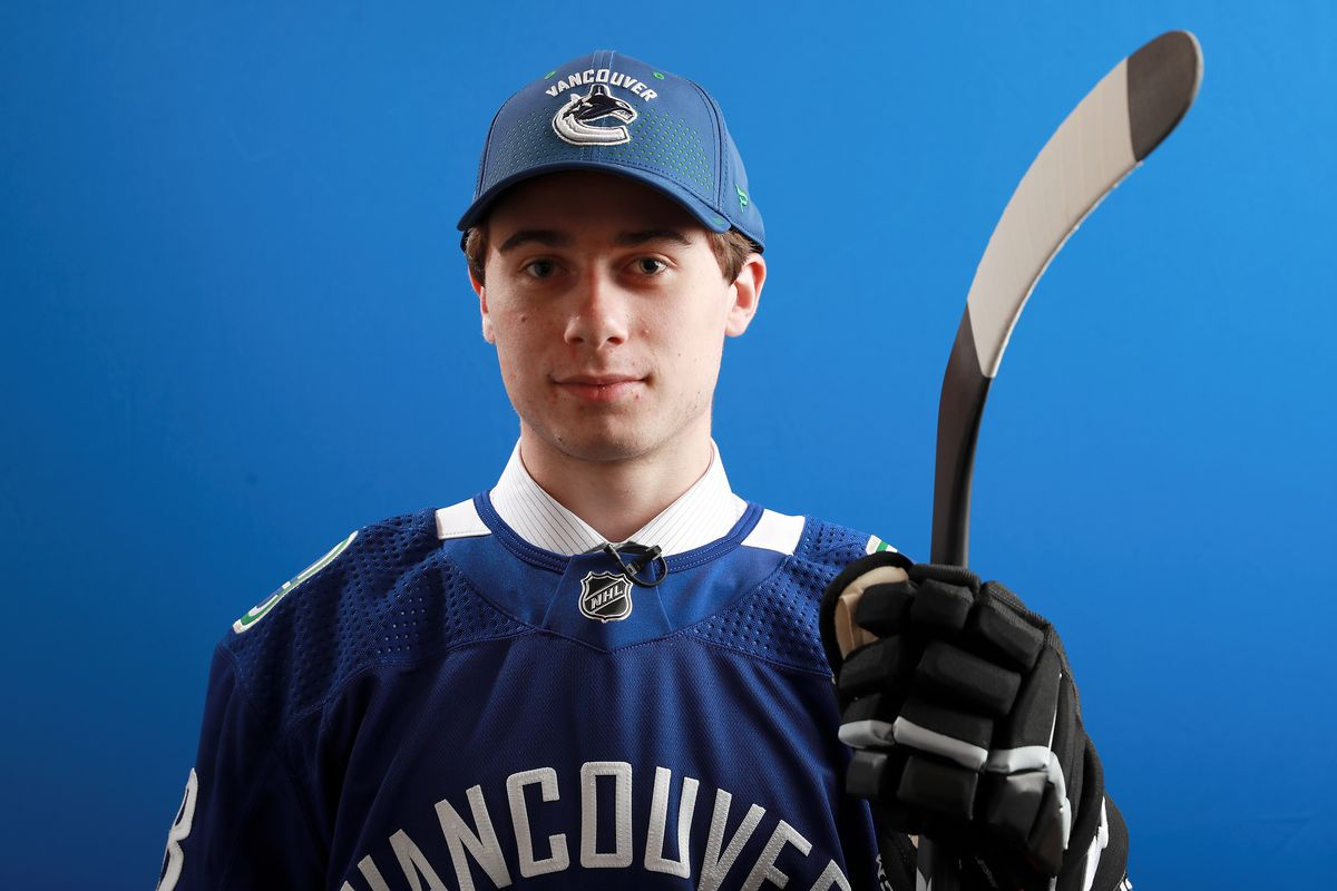 QUINN HUGHES IS HERE! SO, UH    NOW WHAT? - Nucks Misconduct