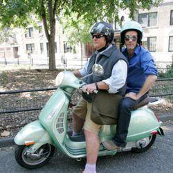 "Mario Batali and Michael Stipe: huge <i>Quadrophenia</i> fans. (<a href=""http://www.sundancechannel.com/iconoclasts/photos/210568285/"" rel=""nofollow"">photo</a>)"
