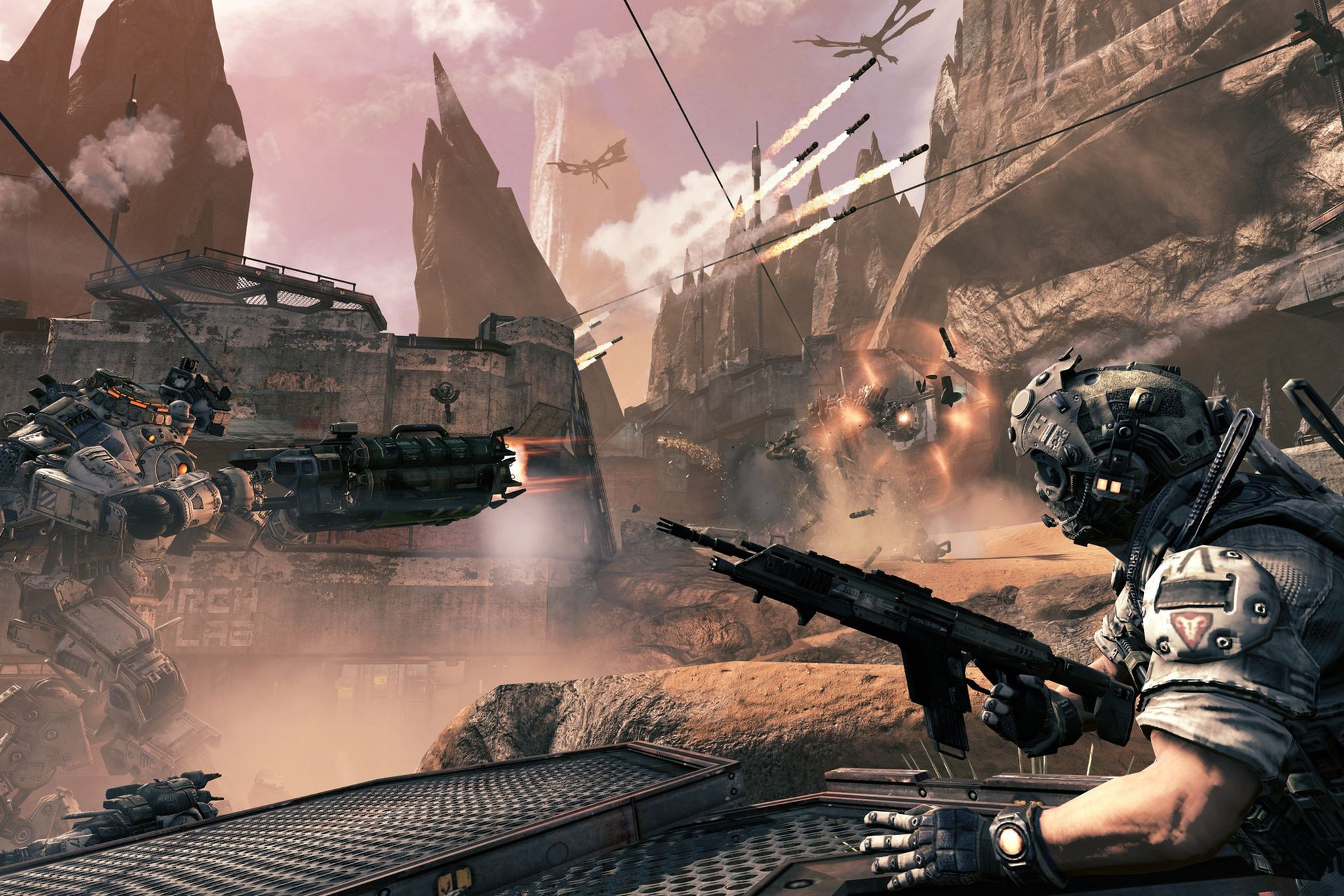 Titanfall' review: how robots made me love online shooters