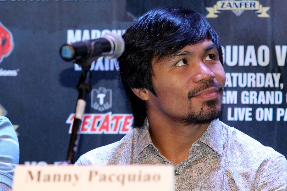 Pacquiao And Mayweather Settle Defamation Lawsuit Out Of