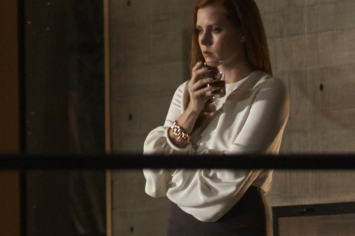 Amy Adams Nude In Nocturnal Animals nocturnal animals': you can look, but you won't be touched