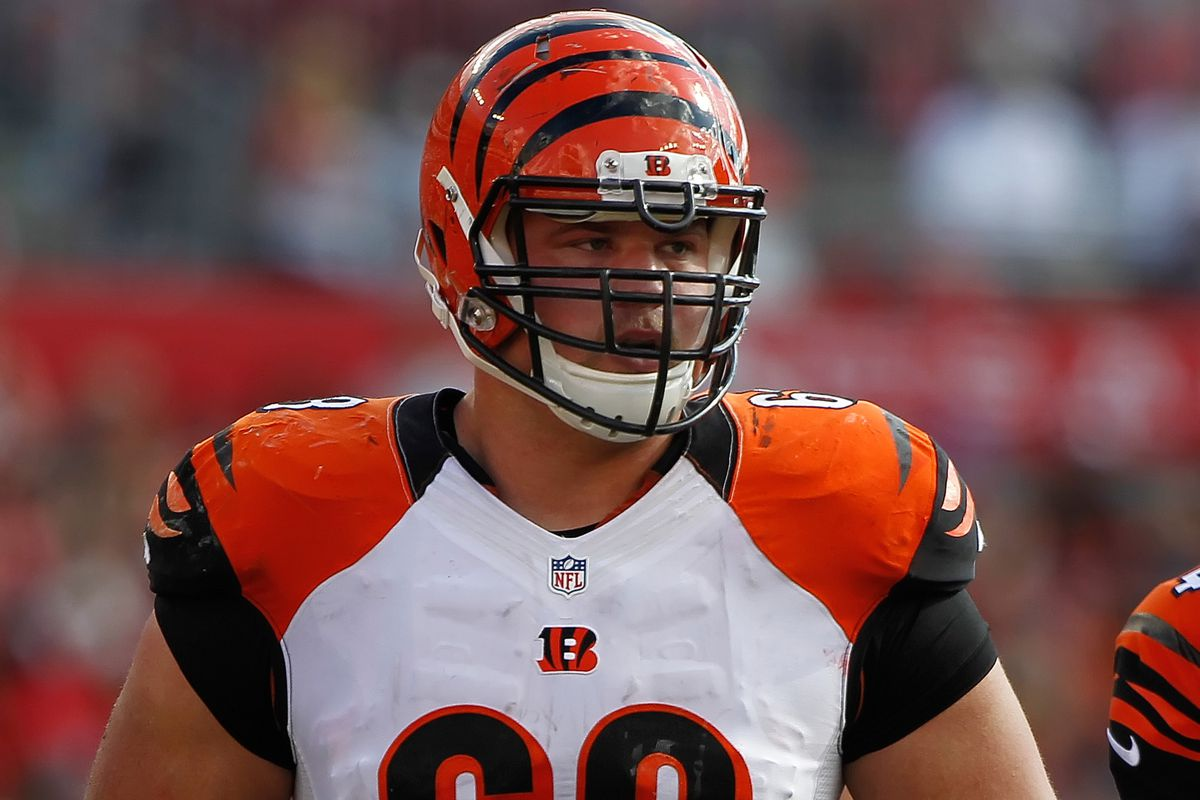 Can the Bengals afford to re sign Kevin Zeitler in 2017 Cincy