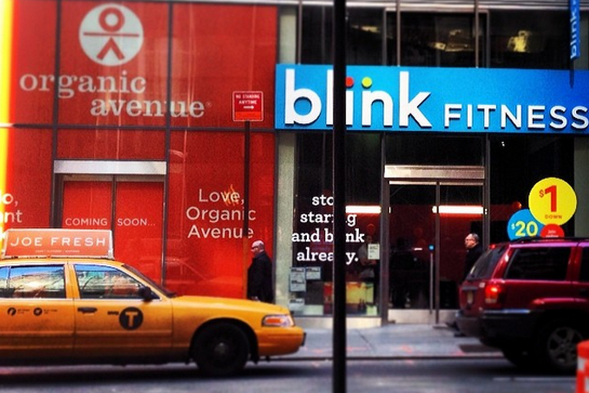 Bonus for the neighborhood: it's right next to the Blink that's opening this summer