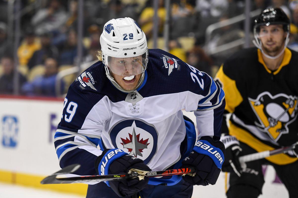 NHL: OCT 08 Jets at Penguins