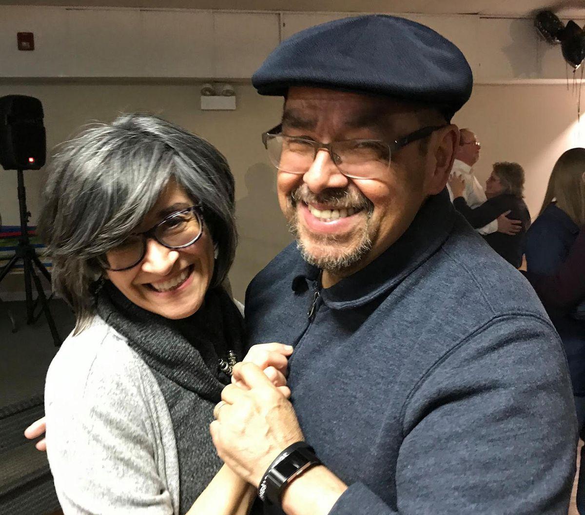 Phillip and Karen Rios loved dancing.