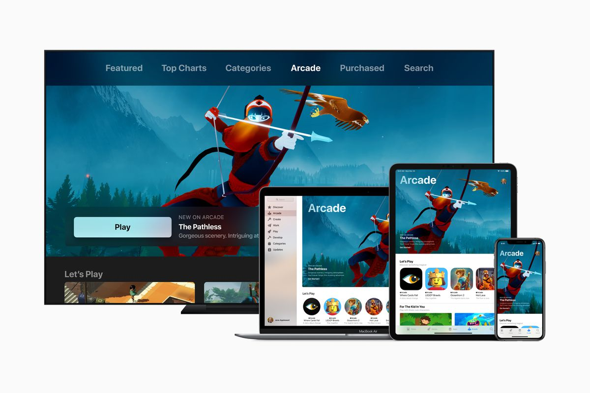 Apple Arcade Has Game Developers Excited But Questions Remain The Verge