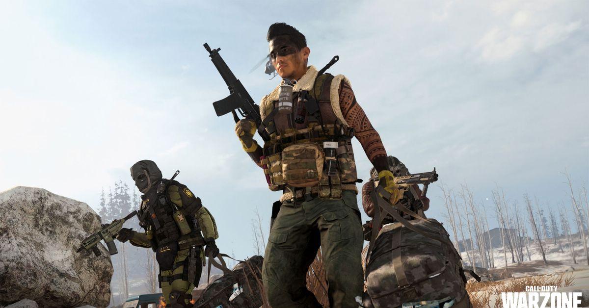 Call of Duty: Warzone ilk ayda 50 milyon oyunçuya çatır 1
