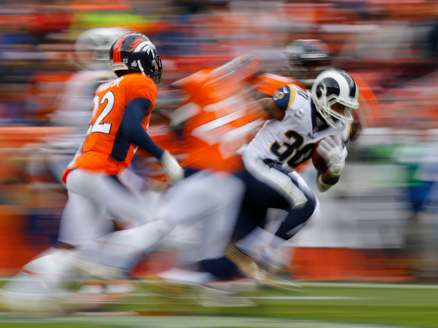 c32e1378 5 things we learned in the Denver Broncos 23-20 loss to the L.A. ...