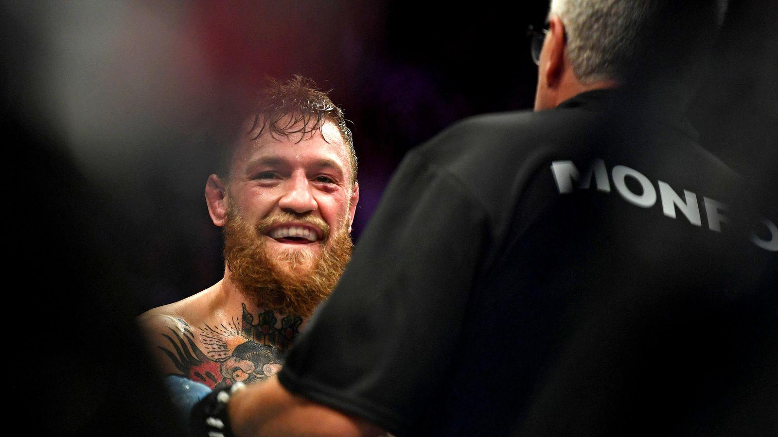 This Dana White update on Conor McGregor's UFC return will frighten Khabib fanboys