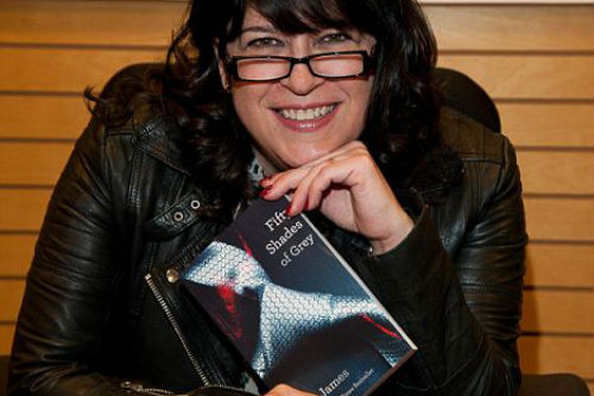 """This is going to be fun! Fifty Shades of Grey author EL James, via <a href=""""http://scallywagandvagabond.com/2012/05/50-shades-of-grey-now-banned-in-three-state-libraries/"""">Scallyway and Vegabond</a>"""