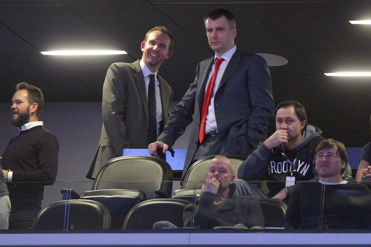 AN OPEN LETTER FROM MIKHAIL PROKHOROV