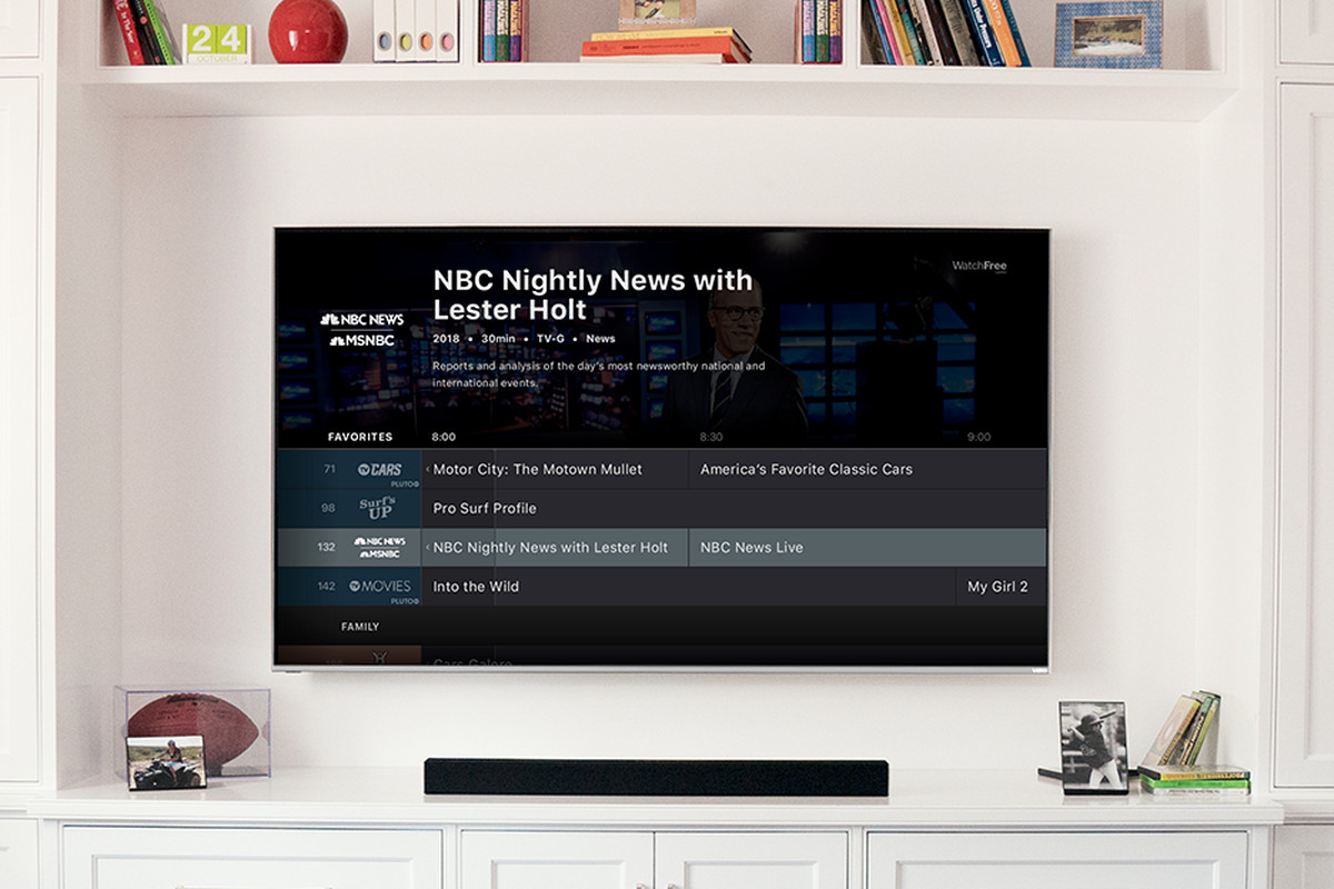 Vizio is launching a free streaming service and giving it its own TV