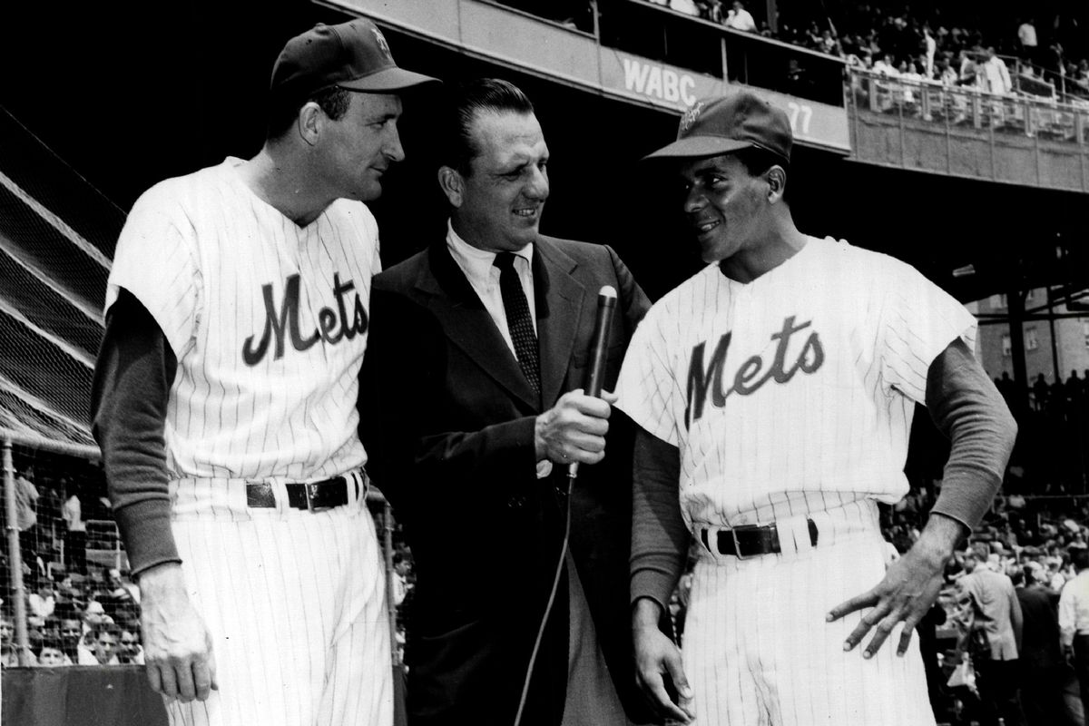 May 12, 1962: The first truly amazin' day in Mets history - Amazin ...