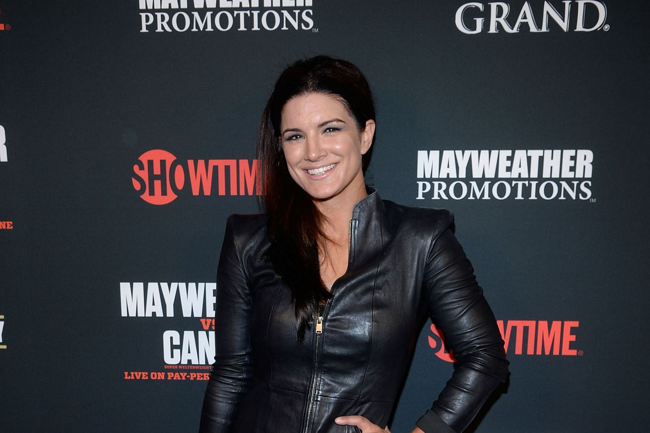 Gina Carano (Getty Images)