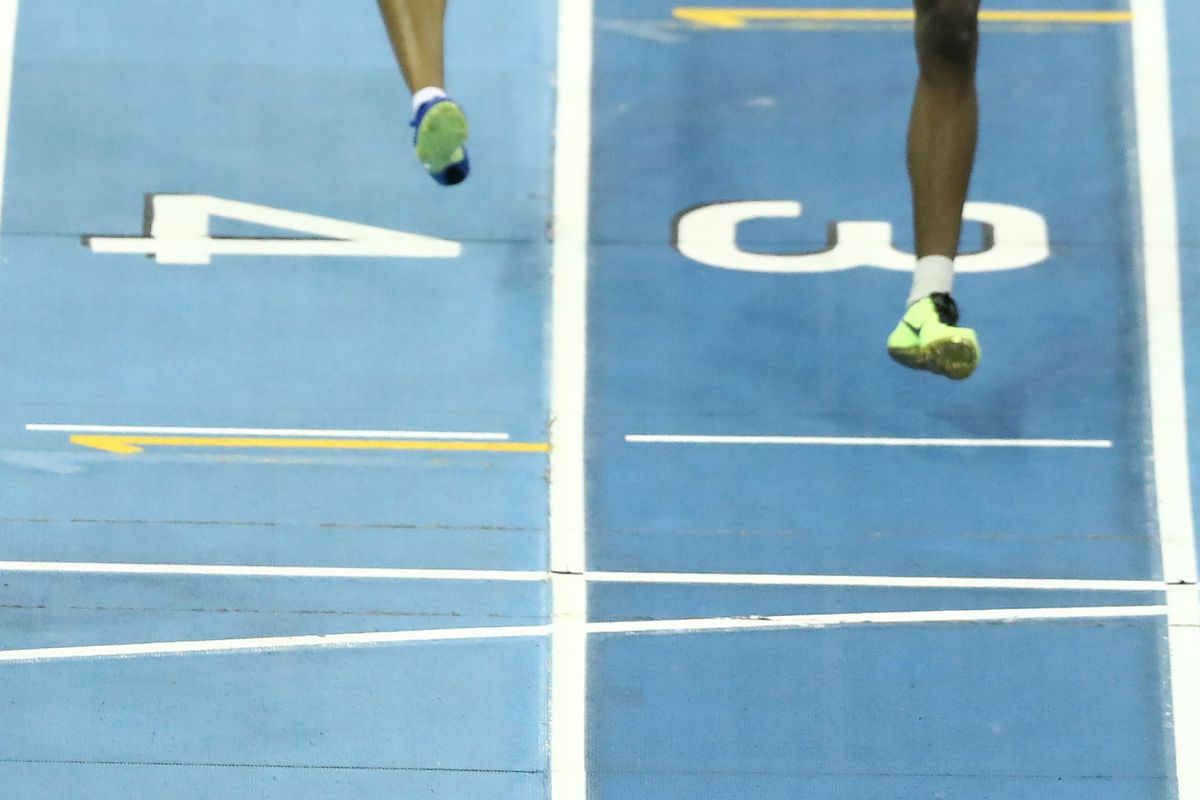 SPAR British Athletics Indoor Championships - Day Two