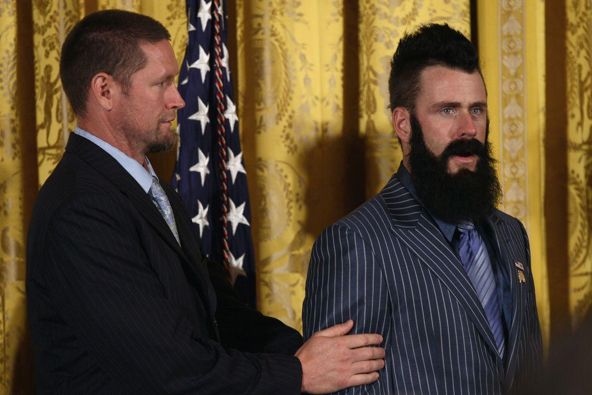 Obama Welcomes MLB World Champion San Francisco Giants To White House