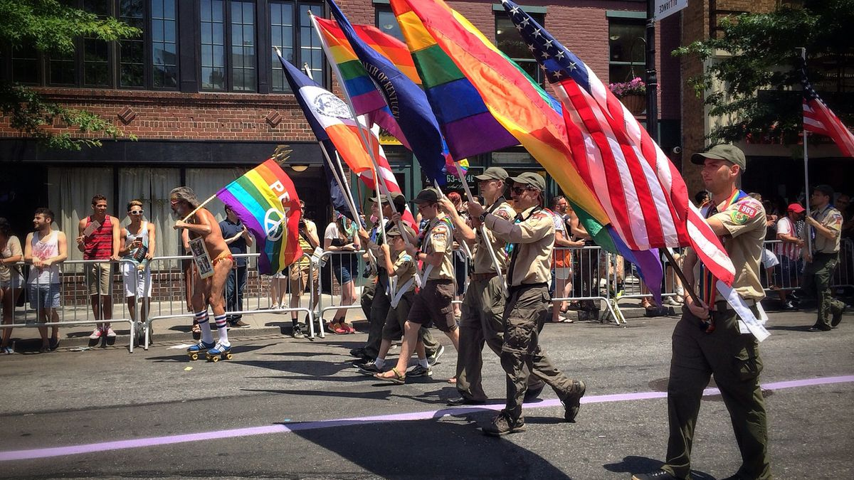 The rise and fall of American gayborhoods - Vox