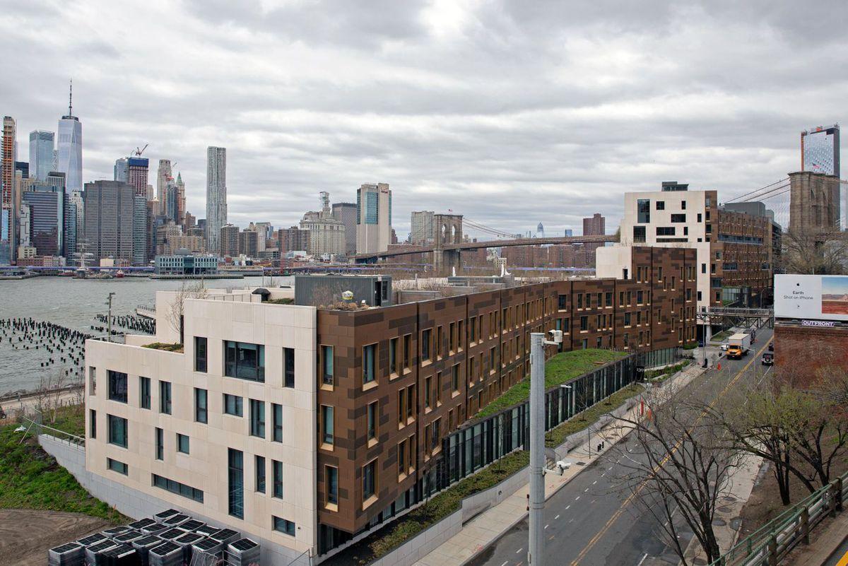 Pierhouse Brooklyn