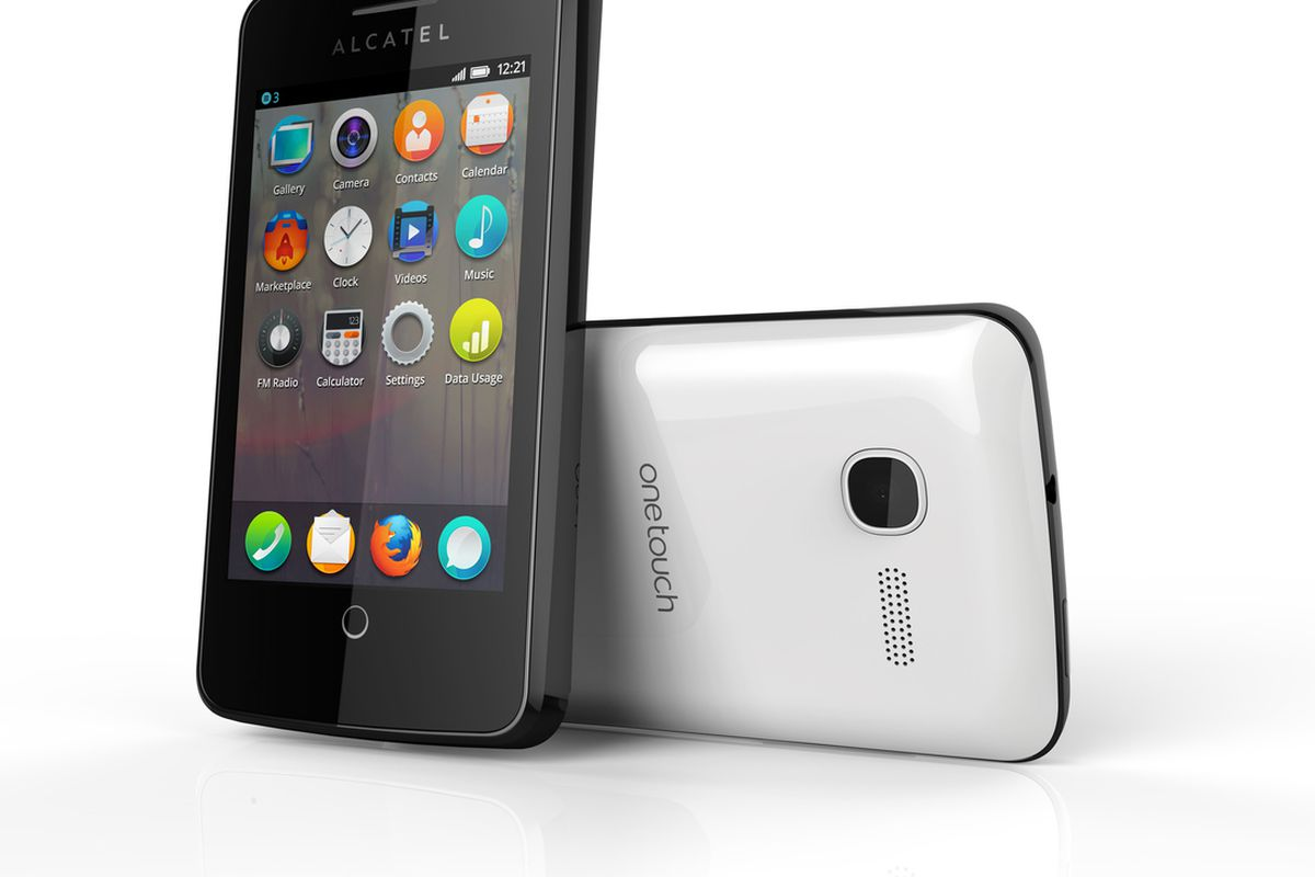 Alcatel brings Firefox OS to its budget lineup with the One Touch
