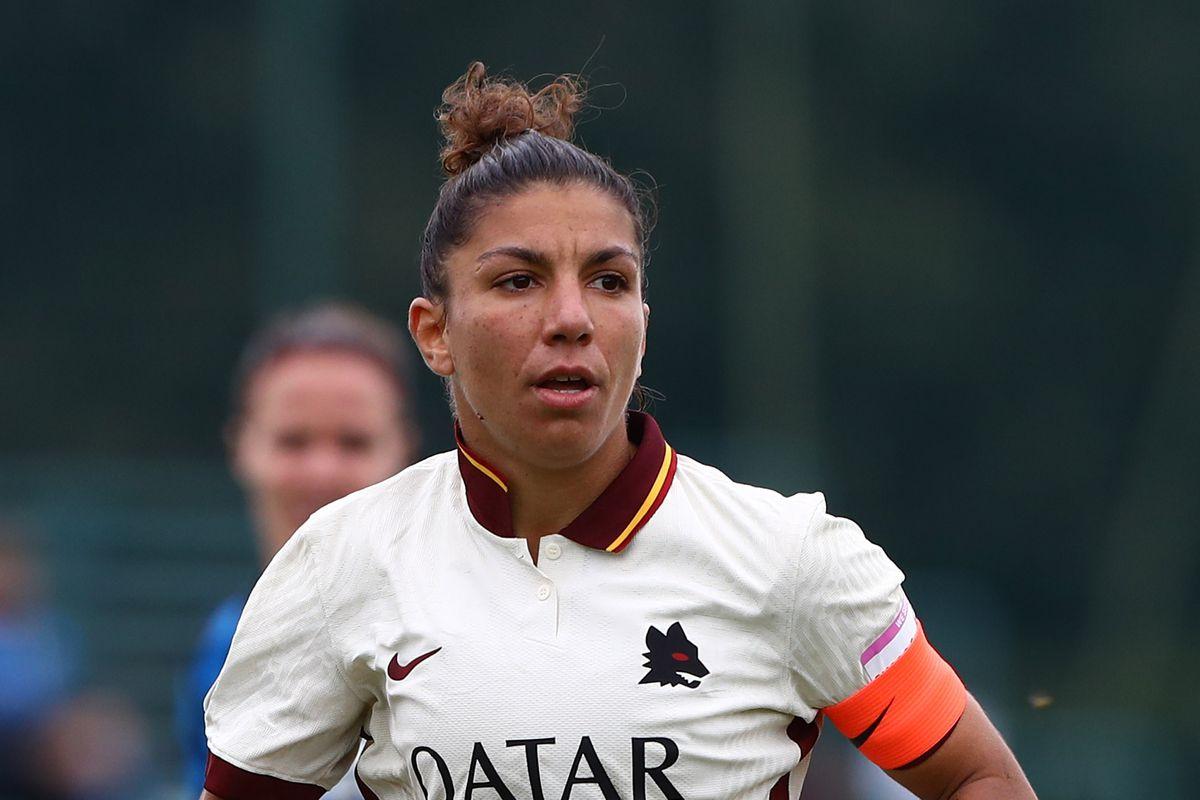 FC Internazionale v AS Roma - Women Serie A